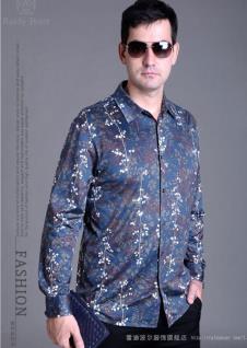 雷迪波尔 Raidy Boer 2013春季男装 衬衫