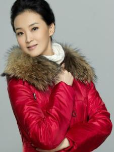 奥琪特AOQITE2013冬季女士长款羽绒服样品