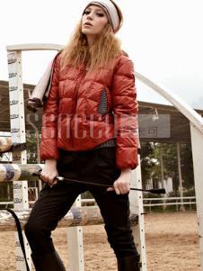 思卡可SCACCO2013冬季羽绒服样品 羽绒服