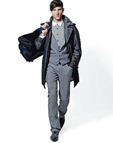 卡罗CALOUM 2012男装 西装