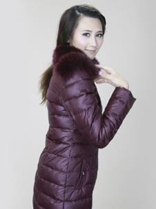 金佑潞JINYOULU2013秋冬羽绒服样品 羽绒服