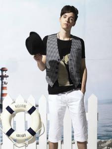 SGHOMME2013春季男装样品 T恤
