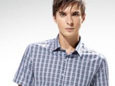 苏格兰温格VENNGER2013春夏男装 衬衫