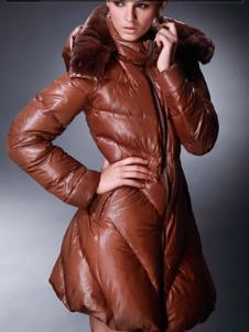 法瑞蒂FRT2013冬季羽绒服样品 羽绒服