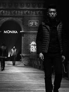 摩尼咔羽绒服10829款