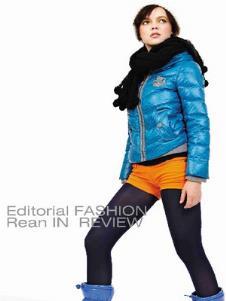 卡娜磊诗KANALEISHI2013冬季羽绒服样品 羽绒服