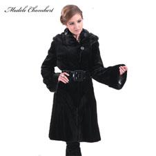 赛派Modèle chombest皮草皮革服饰样品