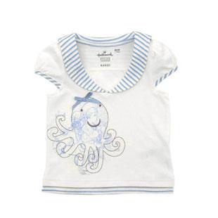 贺曼hallmark2013春夏童装T恤