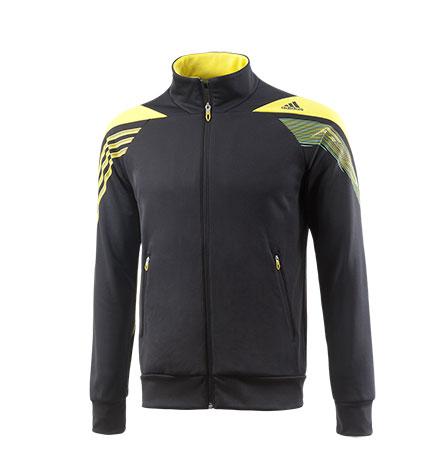 阿迪达斯Adidas经典运动装男式夹克