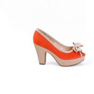 依思Q(exull)2013春夏女鞋高跟鞋