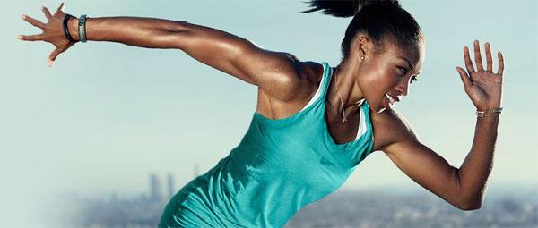 耐克NIKE经典运动装女式跑步运动背心