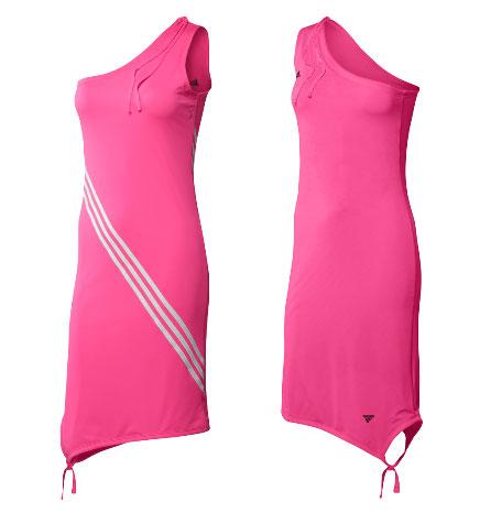 阿迪达斯Adidas经典运动装女式长款T恤