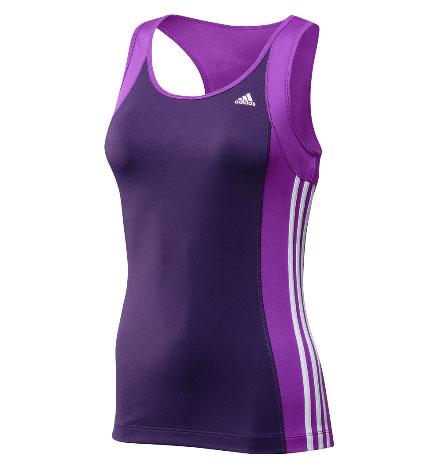 阿迪达斯Adidas经典运动装女式无袖背心