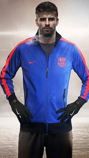 耐克NIKE经典运动装男式足球守门员运动服