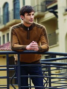 布朗艾伦针织毛衫11684款