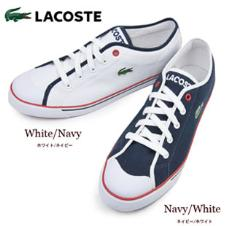 鳄鱼Lacoste2013春夏休闲鞋布鞋