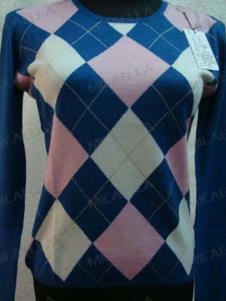 米凯拉2012冬季女士羊绒样品