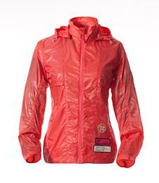 科諾修思KROCEUS經典戶外運動裝女式易收納超輕風衣