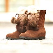 红蜻蜓鞋业14427款