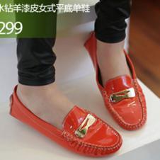 芭芭拉BABALA2013春夏女鞋单鞋