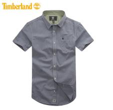 添柏岚TIMBERLAND2013春夏户外休闲装短袖衬衫