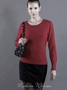 威克赛针织毛衫12256款