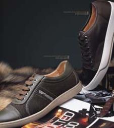 七匹狼鞋业16918款