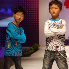 龙太子童装童装12609款