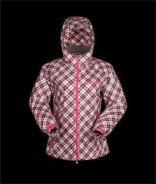 诺诗兰NORTHLAND2013户外运动装冲锋衣