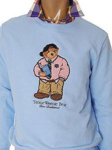 维尼熊TEENIE WEENIE2013春季休闲装外套样品