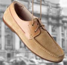 波士威尔鞋业16352款