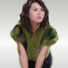 美莱依诺MEILAIYINUO皮草服饰样品裘皮外套款式