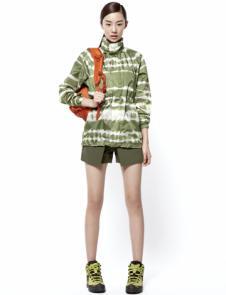 KOLON SPORT2013春夏户外运动休闲装风衣