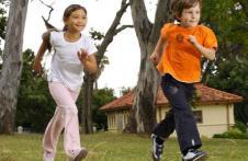 Kalenji经典跑步系列服装儿童跑步套装
