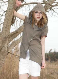 艾菲莎尔女装17068款