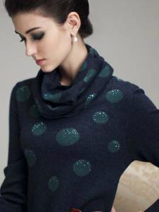 春竹羊绒SPRINGBAMBOO2013春季女士羊绒样品