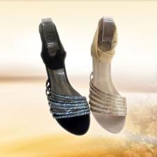 美欧时丽MO&L2013春夏女鞋高凉鞋