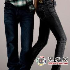 萍果牌TEXWOOD2013春夏休闲装男装牛仔裤
