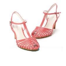 富尔贝妮FULLBENY2013春夏女鞋凉鞋