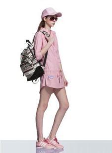背靠背KAPPA经典运动装女式连衣裙
