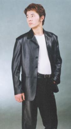 佰立特Pilot皮革服饰样品裘皮服装外套款式