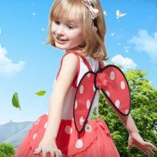 伊佳林IKALI2013春夏童装裙子