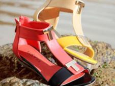 巨圣鞋业15204款