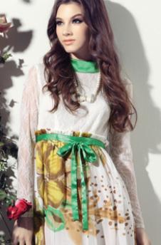 艾米索女装17025款