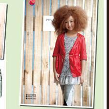 时尚小鱼S.S.XIAOYU2012春夏童装针织衫