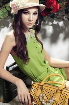 艾米索女装17022款
