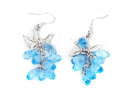 流行美時尚耳環樣品