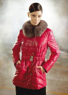 娅奴Anlom2012秋冬女装