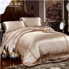 山水丝绸床上用品17838款