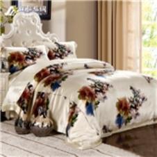 山水丝绸床上用品17840款